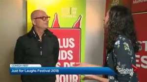 Focus Montreal: Howie Mandel's Just for Laughs Festival